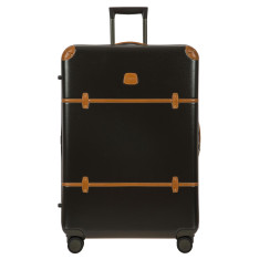 Luggage Brics Bellagio 2 BBG28305 82cm Spinner Black Tobacco 902
