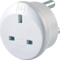 Accessories Travel Go Travel Adaptors 530 Uk-Sa Adaptor Assorted