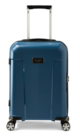 Luggage Ted Baker Flying Colours TBU0403-002 Small Trolley Spinner Baltic Blue