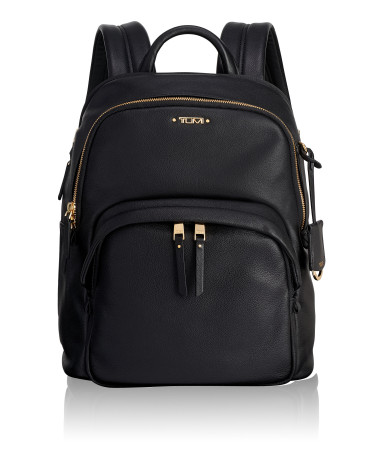Bags Tumi   Voyageur Leather 110019 Dori Backpack Black