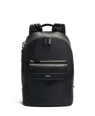 Bags Tumi Ashton 125340 Marlow Backpack Black Perforated