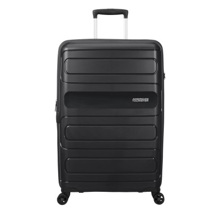 Luggage American Tourister Sunside 107528 77cm Spinner Black