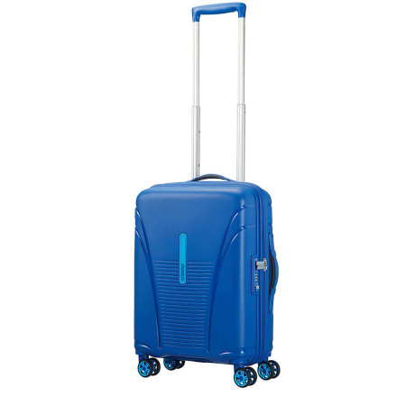 Luggage American Tourister Skytracer 76526 55cm Spinner Blue