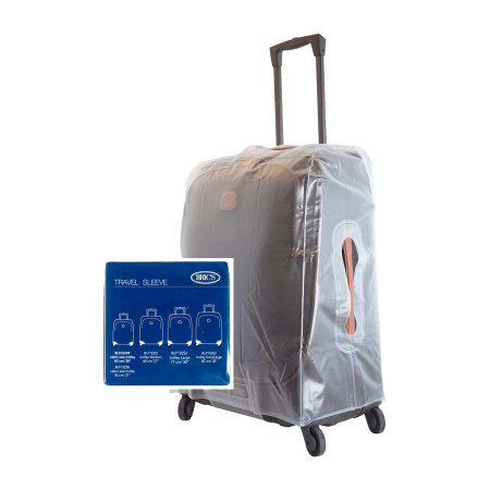 Luggage Brics Covers BAC00931 Cover For 5250 Transparent