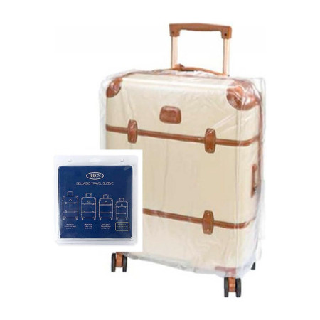 Luggage Brics Covers BAC00938 Cover For Bellagio 8305 Transparent