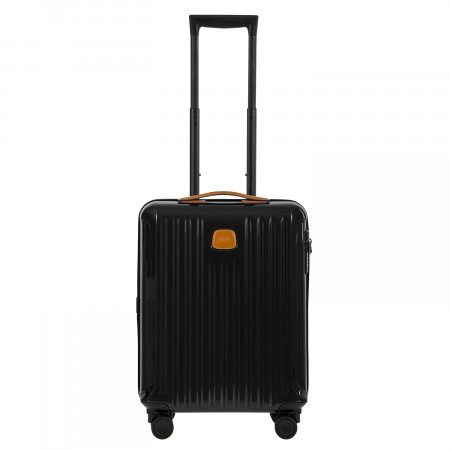 Luggage Brics Capri BRK08029 55cm Cabin Spinner Grey