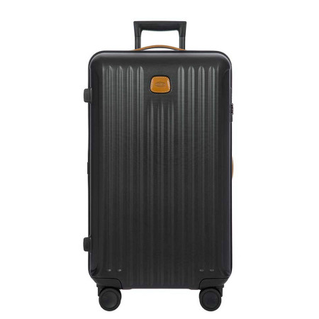Luggage Brics Luggage Capri BRK08038 74cm Wheeled Duffle Black