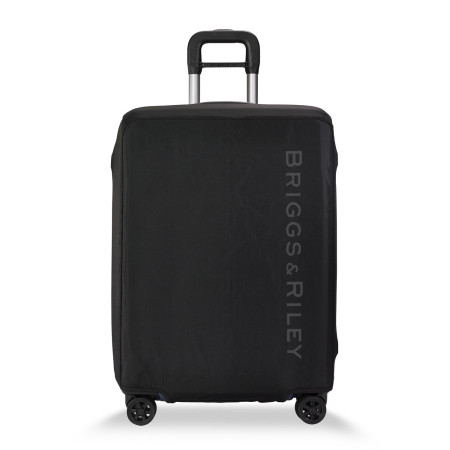 Luggage Briggs &  Riley Sympatico Covers W127 Medium Case Cover Black