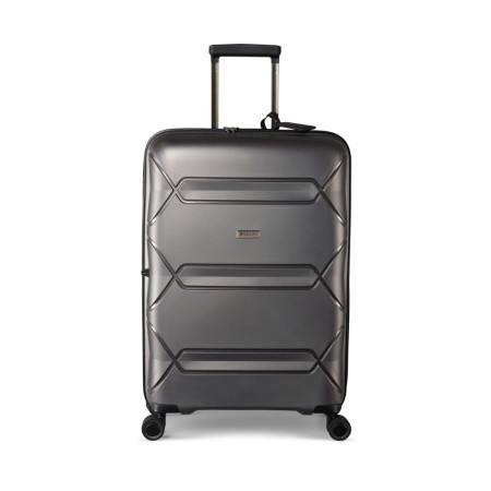 Luggage Cellini Supalite CE186365 Medium Spinner Charcoal