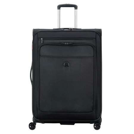 Luggage Delsey Pilot Ww 1258821 74cm Exp Spinner Black 00