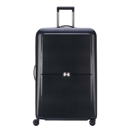 Luggage Delsey Turenne 1621830 82cm Spinner Black 00