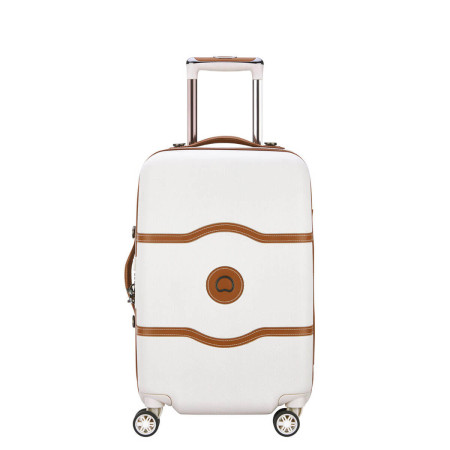 Luggage Delsey Chatelet Air 1672801 55cm Cabin Spinner Angora 15