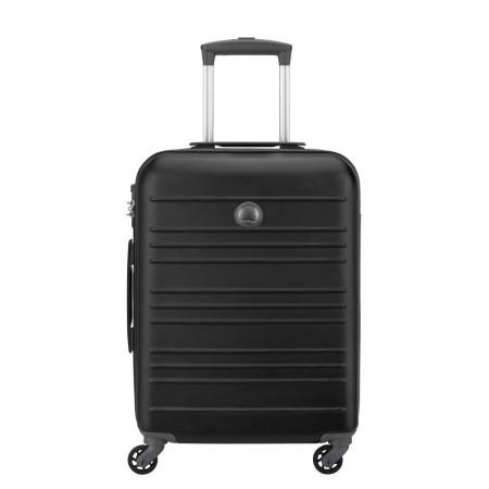 Luggage Delsey Carlit 3445803 55cm Spinner Black 00