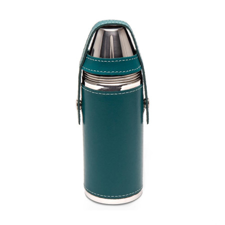 Accessories Ettinger Sterling ST394BAM Hunters Flask Turquoise
