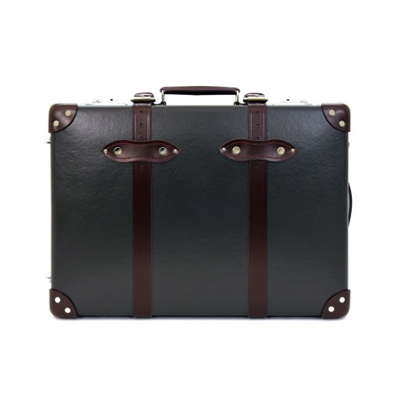 "Globe-Trotter Darkbrown 20"" Trolley Case"