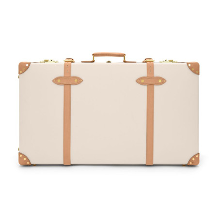 Luggage Globetrotter Safari SAFIN33ED 33Inchh Ed W/suitcase Ivory