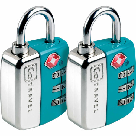 Accessories Travel Go Travel Locks 344 Twin Travel Sentry Assorted