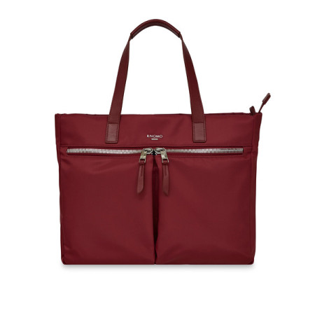 "Bags Knomo Mayfair 119-216 Blenheim 15"" Tote Berry"