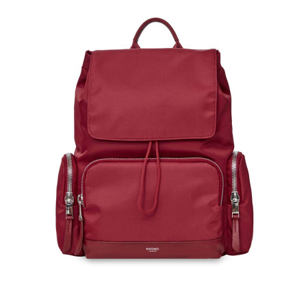"Bags Knomo Mayfair 119-414 Clifford 13"" Backpack Berry"