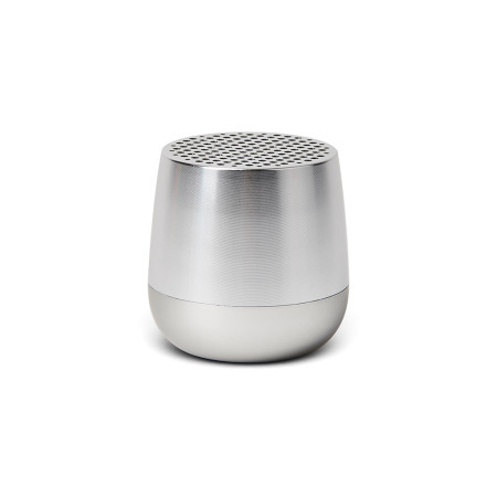 Accessories Lexon Mino LA113TAP Mini Bluetooth Stereo Speaker Shiny Aluminium