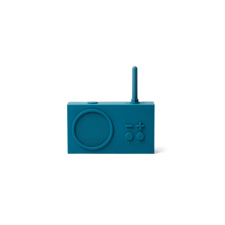 Accessories Lexon Tykho Radio LA119B9 Fm Radio Bluetooth Speaker Duck Blue