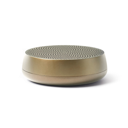 Accessories Lexon Mino L LA121MD Mino Large Bluetooth Speaker Soft Gold