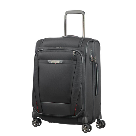 Luggage Samsonite Pro Dlx 5 106367 56cm Quick Access Carry On Black 1041