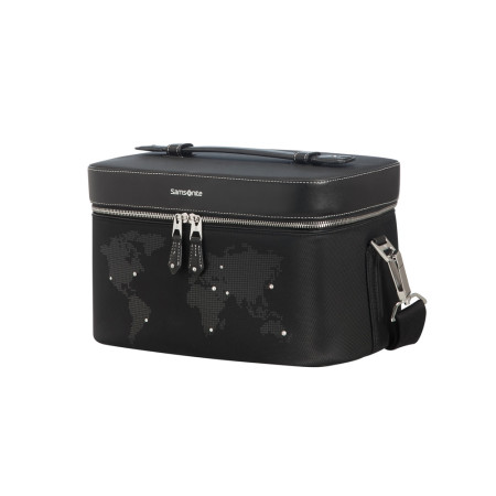 Accessories Samsonite Gallantis Limited Edition 116869 Beauty Case Crystal Black