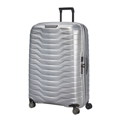Luggage Samsonite Proxis 126043 81cm Spinner Silver