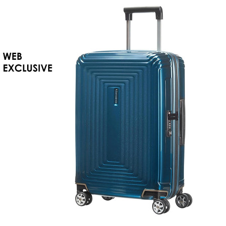 Luggage Samsonite Neo Pulse 44D/001 55cm Spinner Black
