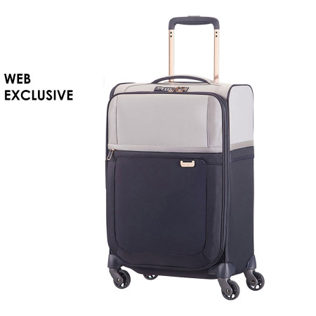 Luggage Samsonite Uplite 74758 55cm Exp Spinner Blue