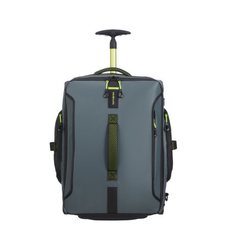 Luggage Samsonite Paradiver Light 74779 55cm Spinner Trooper Grey 6117