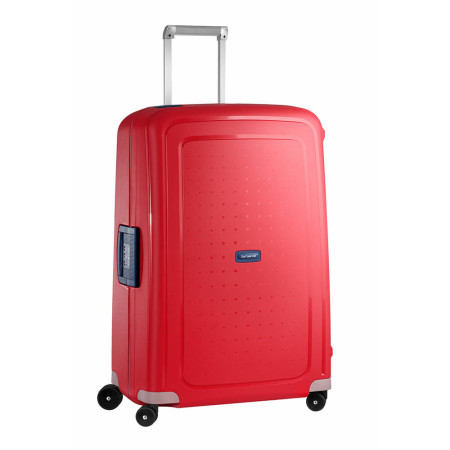Luggage Samsonite Scure 75446 75cm Spinner Crimson 5383