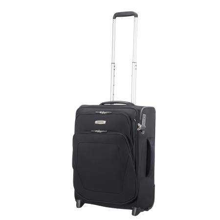 Luggage Samsonite Spark Sng 87549 55cm Upright Expandable Trolley Black