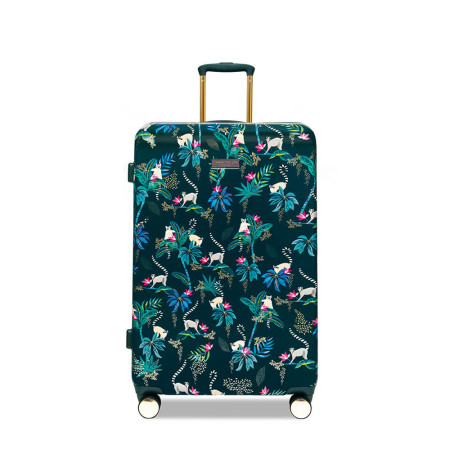 Luggage Sara Miller London Lemur SMH0101-004 Large Trolley Spinner Lemur