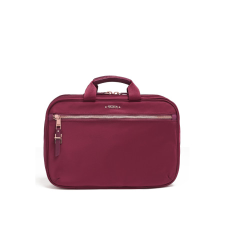 Accessories Tumi Voyageur 109995 Madina Cosmetic Case Berry 1944