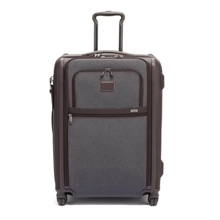 Luggage Tumi Alpha 3 117173 Short Trip Expandable 4 Wheel Packing Case Anthracite