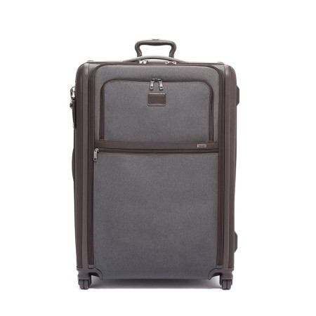 Luggage Tumi Alpha 3 117175 Extended Trip Expandable 4 Wheel Packing Case Anthracite