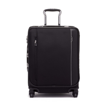 Luggage Tumi Arrive 117177 Continental Dual Access 4 Wheeled Carry-On Black