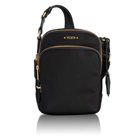 Casual Tumi Voyageur 196316 Ruma Crossbody Black