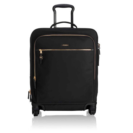 Luggage Tumi Voyageur 196361 Tres Leger Cntl Carry-On Black