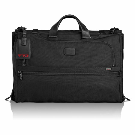 Luggage Tumi Alpha 2 Garment Bags 22137D2 Trifold Carry On Garment Bag Black