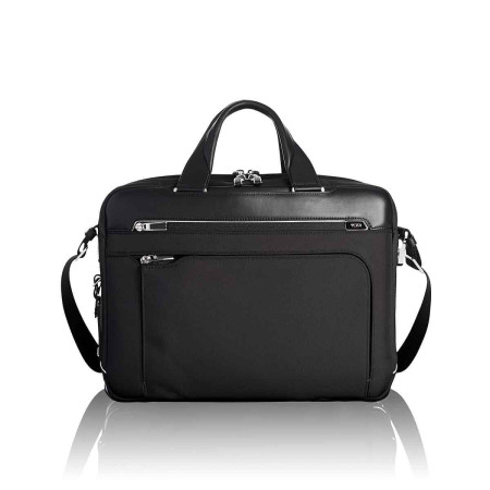 Business Tumi Arrive 255004 Barkely Brief Black