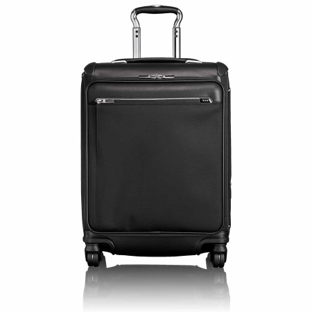Luggage Tumi Arrive 255961 Aberdeen Continental Expandable Carry-On Black