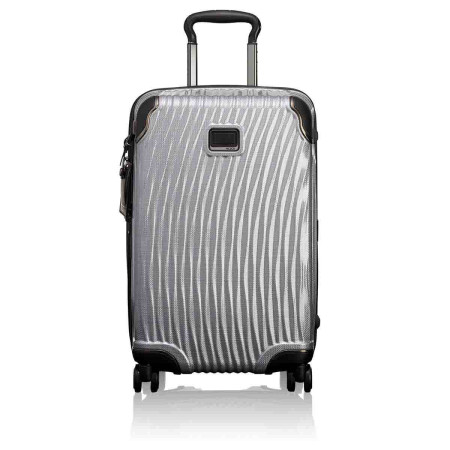 Luggage Tumi Latitude 287660 International Carry-On Silver