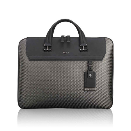 Business Tumi Cfx 353650 Carbon Fiber Braden Portfolio Brief Carbon