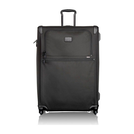 Luggage Tumi Alpha 2 Collection 22069 Extended Trip Expandable 4 Wheels Packing Case Black