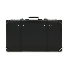 Luggage Globetrotter Centenary CNTBB33ED 33 Inch Wheeled Suitcase Black