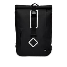 Casual Knomo Thames 44-405 Kew - Commuter Roll Top Backpack Black
