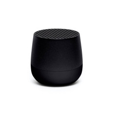 Accessories Lexon Travel Speakers LA113MN Mini Bluetooth Travel Speaker Black